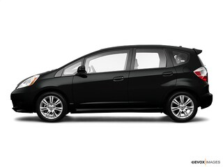 Used 2009 Honda Fit Sport Hatchback JHMGE88439S003710 for sale near Milwaukee