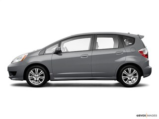 Used Vehicles for sale 2009 Honda Fit Sport Hatchback JHMGE88489S013925 in Santa Fe, NM
