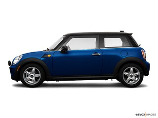2009 MINI Cooper Base Hatchback