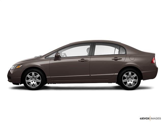 Used 2009 Honda Civic Sedan Lx Urban Titanium For Sale In Kahului Hi