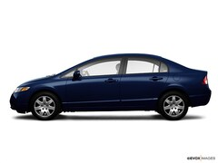 2009 Honda Civic 4dr Auto LX Sedan