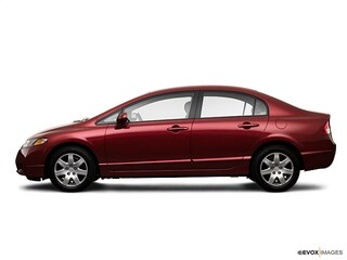 Certified Pre-Owned 2009 Honda Civic LX Sedan BH21682 near Boston