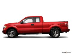 2009 Ford F-150 XLT Extended Cab Flareside Truck