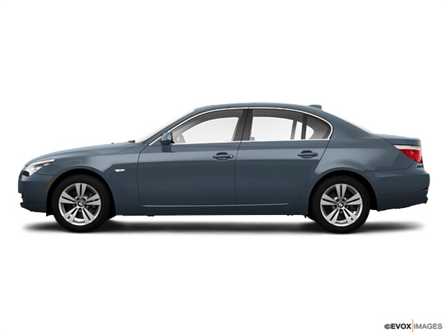 2009 BMW 5 Series 528i XDrive Sedan