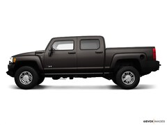 2009 HUMMER H3T H3T Alpha Leather Truck Crew Cab