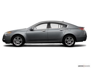 2009 Acura TL 3.5 w/Technology Package Sedan