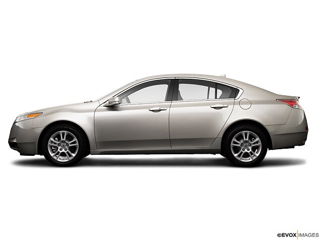 2009 Acura TL 3.5 w/Technology Package Sedan