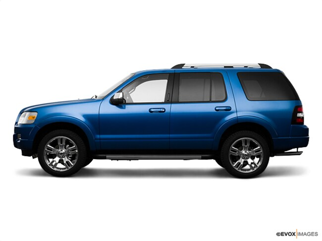2009 Ford Explorer XLT SUV