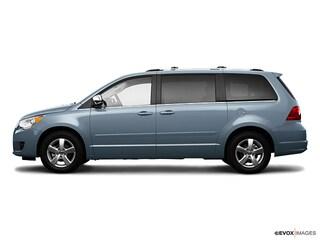 2009 Volkswagen Routan SEL Premium Mini-van, Passenger