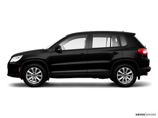 Used 2009 Volkswagen Tiguan SE FWD 4dr SUV in Columbus