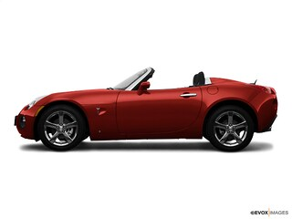 2009 Pontiac Solstice Base Convertible
