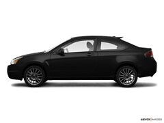 Used 2009 Ford Focus SES Coupe 1FAHP33N69W238152 near Jackson Township