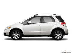 2009 Suzuki SX4 Base Hatchback
