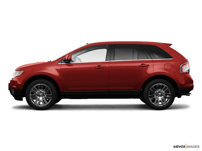 Used 2009 Ford Edge Limited SUV For Sale Bennington Vermont