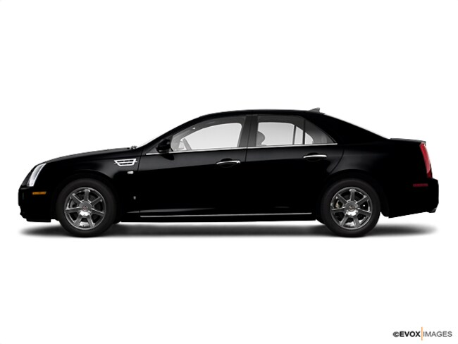 Used 2009 CADILLAC STS V8 Sedan for sale in Erie, PA