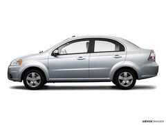 Used 2009 Chevrolet Aveo Sedan KL1TD56E99B615107 near Portland OR