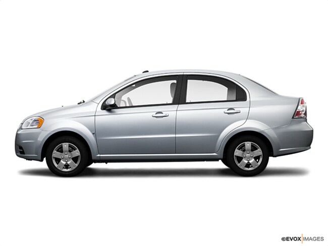 Used 2009 Chevrolet Aveo For Sale At Youngblood Nissan Vin