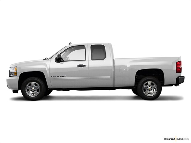 2009 Chevrolet Silverado 1500 LT (Non-Inspected Wholesale Tow-Off) Truck Extended Cab