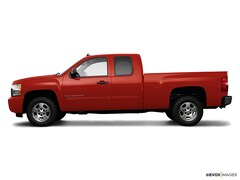 Used 2009 Chevrolet Silverado 1500 Work Truck Truck Extended Cab in Altus, OK
