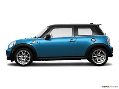 2009 MINI Cooper S Base Hatchback