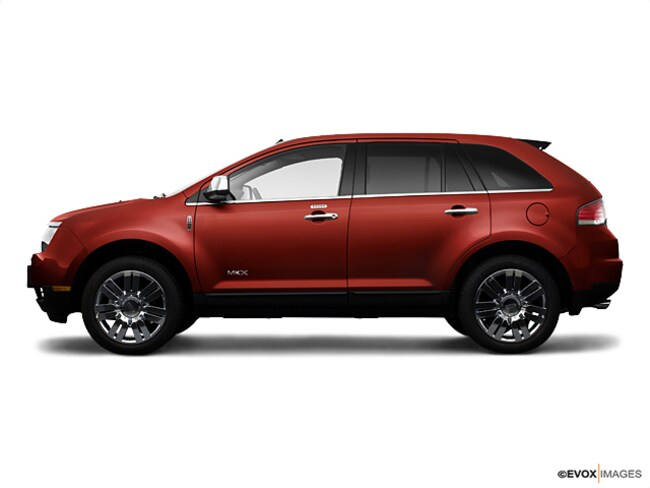 2009 Lincoln MKX AWD Elite with Navigation,Panoramic Moon Roof, & M AWD