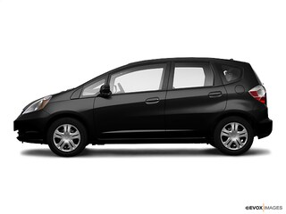 2009 Honda Fit Base Hatchback
