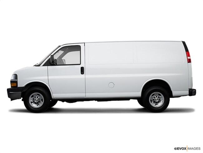 2009 Chevrolet Express 2500 WH Van Extended Cargo Van