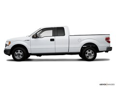 2009 Ford F-150 4WD SuperCab 145 Lariat Truck