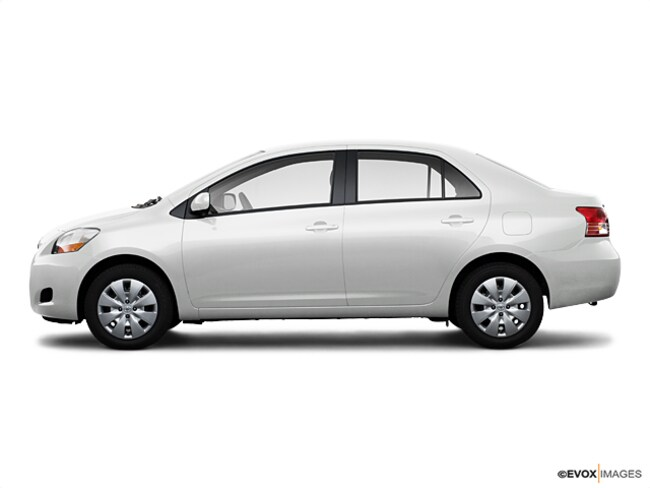 Used 2009 Toyota Yaris For Sale at Duval Acura | VIN