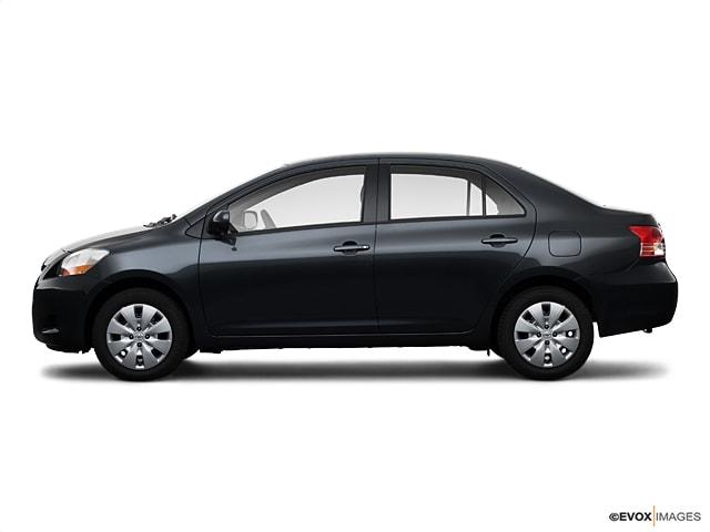2009 Toyota Yaris Sedan