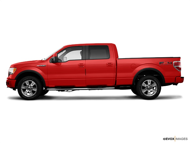 2009 Ford F-150 4WD Supercrew 145 XLT Crew Cab Pickup
