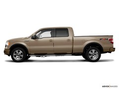 2009 Ford F-150 XLT Crew Cab Short Bed Truck