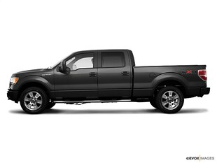 2009 Ford F-150 SuperCrew Truck SuperCrew Cab