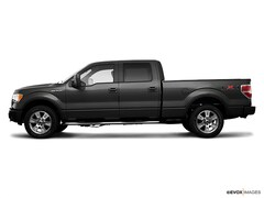 2009 Ford F-150 4WD Supercrew 145 FX4 Truck