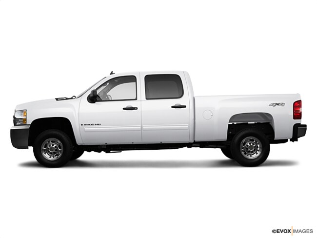 Used 2009 Chevrolet Silverado 2500HD Work Truck 2WD Crew Cab 153 Truck Crew Cab in Beaumont
