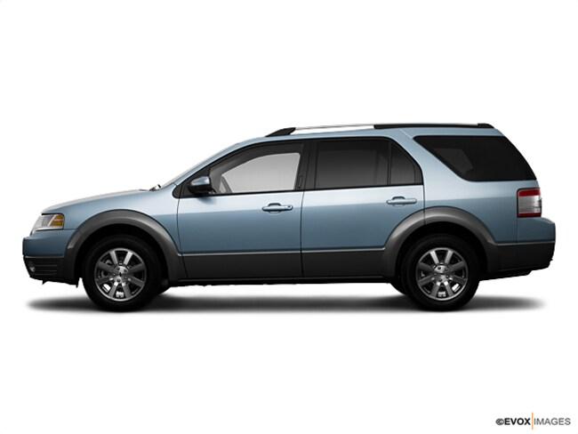 2009 Ford Taurus X SUV