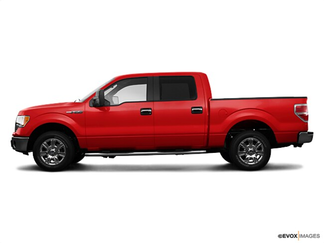 2009 Ford F-150 Lariat Crew Cab Short Bed Truck