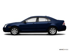 2009 Ford Fusion S 4-door Mid-Size Passenger Car