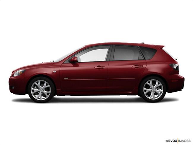 Certified 2009 Mazda Mazda3 s Grand Touring Hatchback For Sale in Lansing, MI