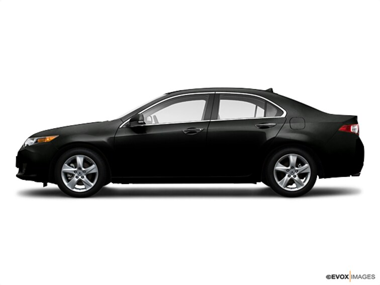 Used 2009 Acura TSX Sedan For Sale in Houston, TX