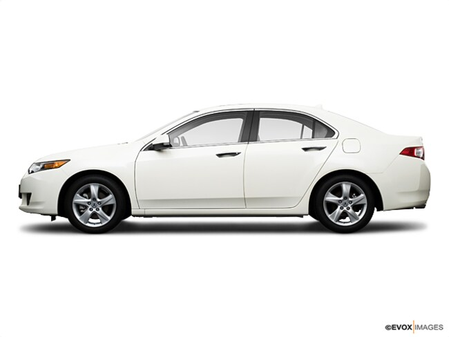 2009 Acura TSX Tech Pkg Mid-Size Car