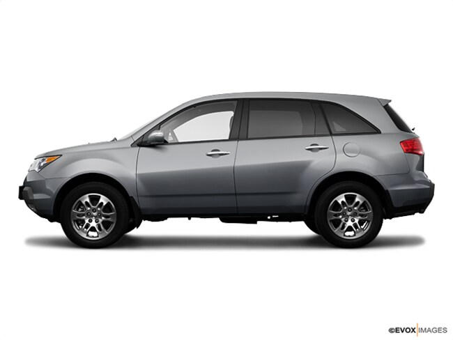 Bargain used vehicle 2009 Acura MDX 3.7L Technology Package SUV for sale near you in Chantilly, VA