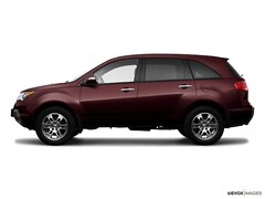 2009 Acura MDX 3.7L Technology Package SUV