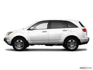 Used 2009 Acura MDX 3.7L Technology Package SUV for sale in Little Rock AR