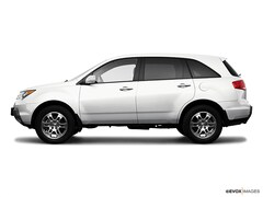 2009 Acura MDX 3.7L Technology Pkg w/Entertainment Pkg SUV