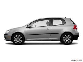 2009 Volkswagen Rabbit S Hatchback