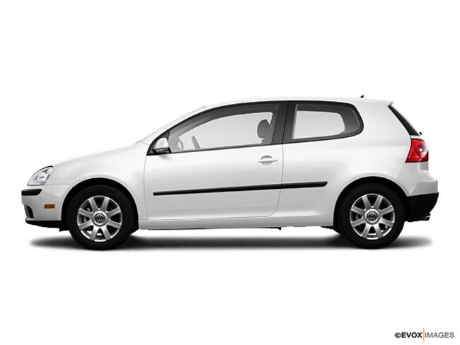 2009 Volkswagen Rabbit Hatchback Hatchback