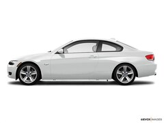 Used 2009 BMW 3 Series 335i Xdrive Coupe