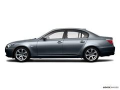 2009 BMW 5 Series 535i Sedan