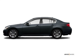 2009 INFINITI G37x X Sedan